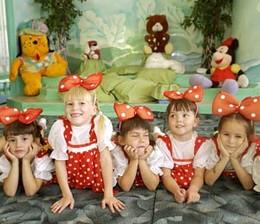 Запись в детский сад ребенка до