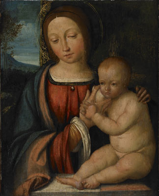 madonna_suckling_child